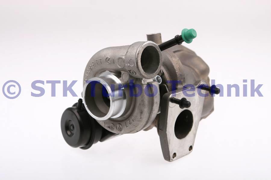Turbocompresseur - 454162-5002S, 037569 Citroen Evasion 2.0 ...